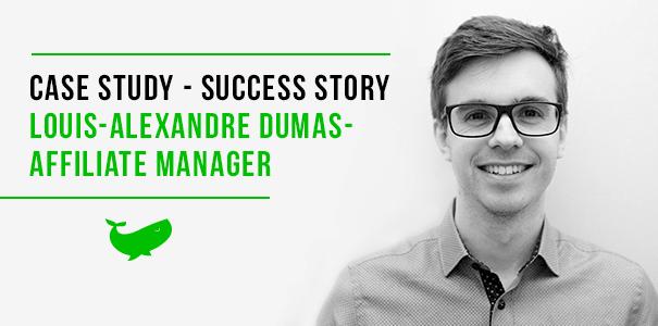 Crakrevenue-success-story-affiliate-manager-Louis-Alexandre-Dumas