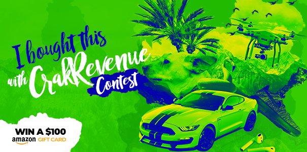 Crakrevenue-instagram-contest