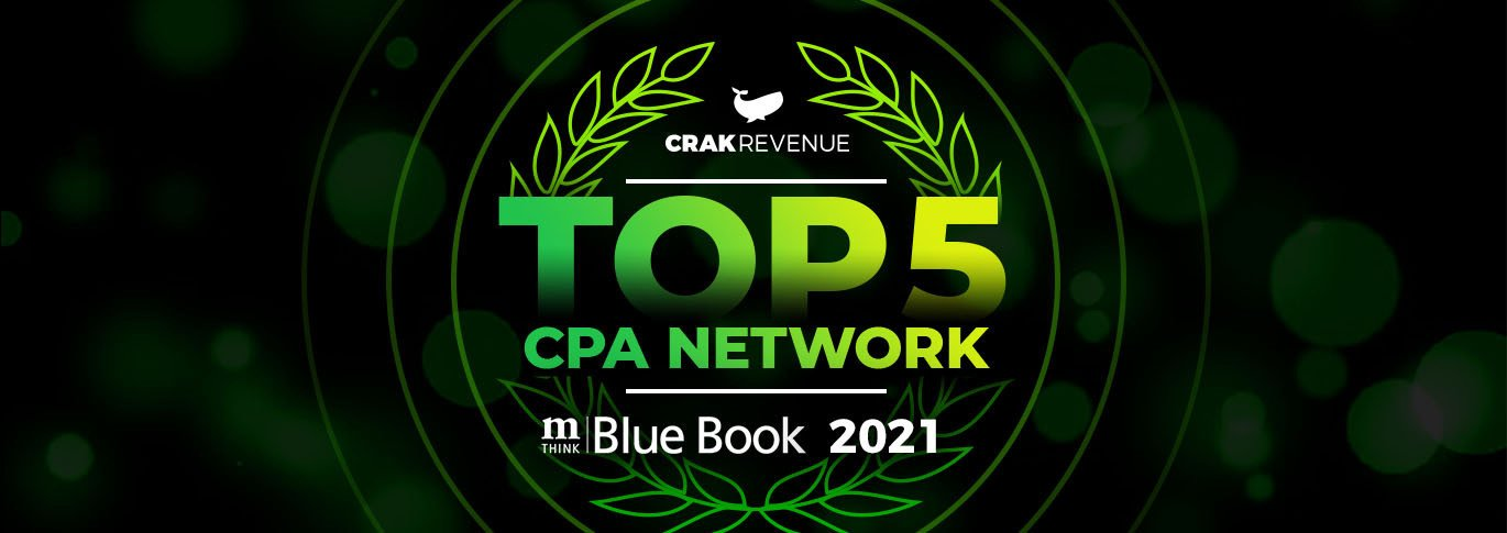 CrakRevenue Confirms Its Rank Among the Best CPA Networks