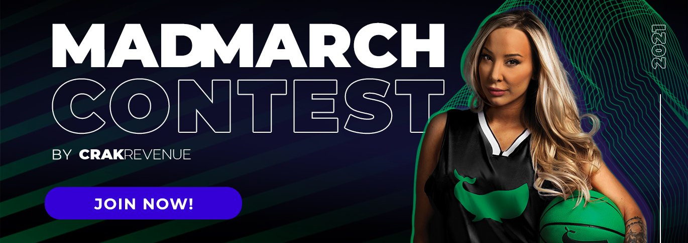 GAME ON, Our Mad March Contest is Here!